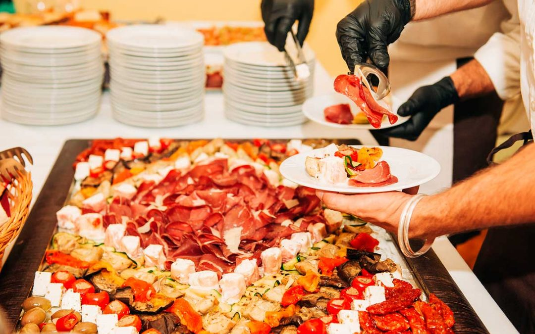 Catering para fiestas populares en Euskadi y Navarra