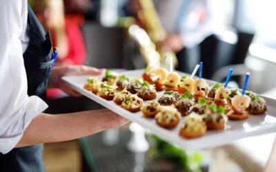 Catering a medida para bodas