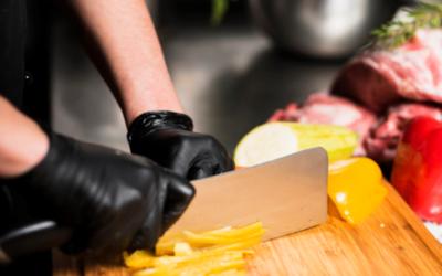 Gutizi Catering, estrictas medidas higiénicas